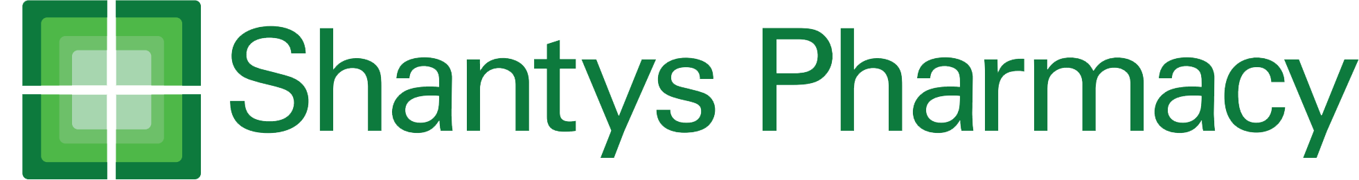 Shantys Pharmacy Whitechapel Logo